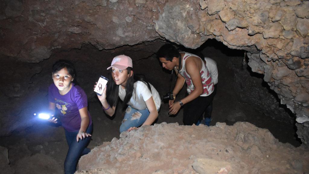 cuevas edo mex